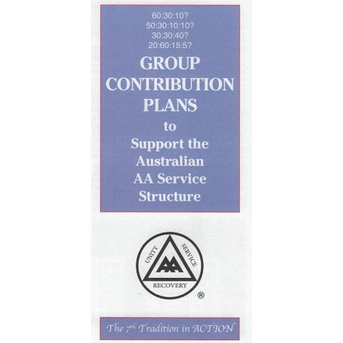 GROUP CONTRIBUTION PLANS