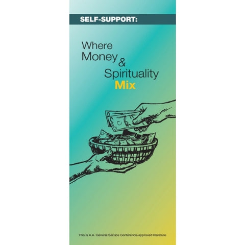 SELF SUPPORT: WHERE MONEY & SPIRITUALITY MIX