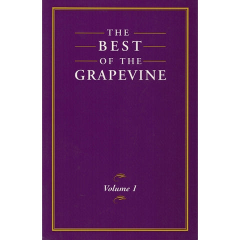 THE BEST OF THE GRAPEVINE: VOLUME 1