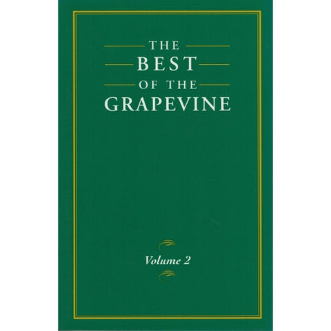 THE BEST OF THE GRAPEVINE: VOLUME 2