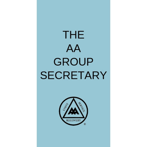 THE AA GROUP SECRETARY