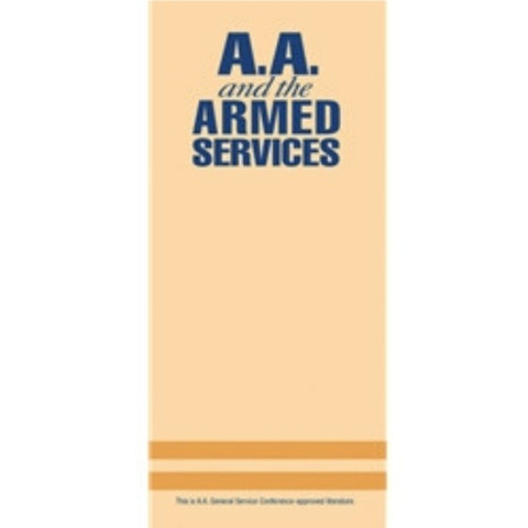 AA AND THE ARMED SERVICES