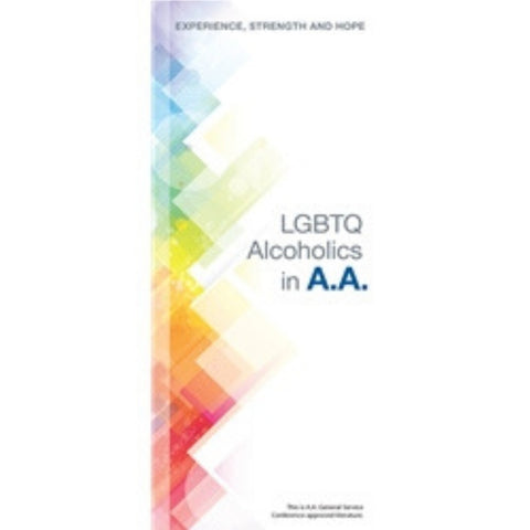 LGBTQ ALCOHOLICS IN AA