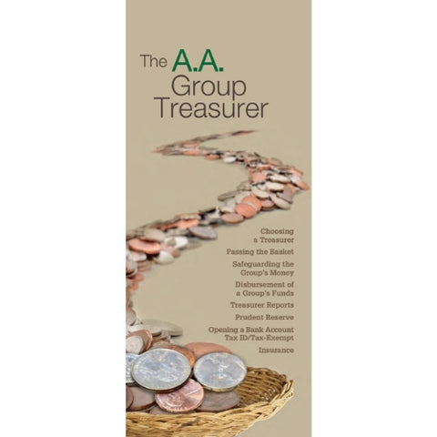 THE AA GROUP TREASURER