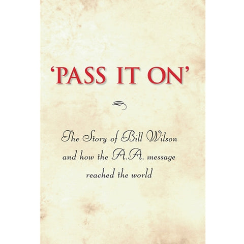 PASS IT ON