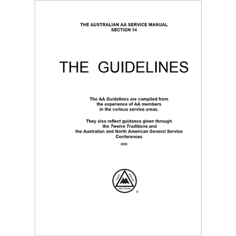 AA GUIDELINES