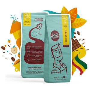 Confidence and Yirgacheffe (2 LB bundle)