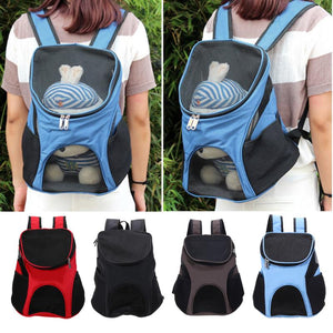 Pet Carrier Bag Cat Dog Backpack Bag Portable Travel Bag