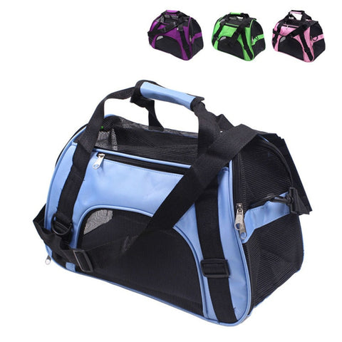 Outgoing Travel Breathable Carrier Cat Pet Bags