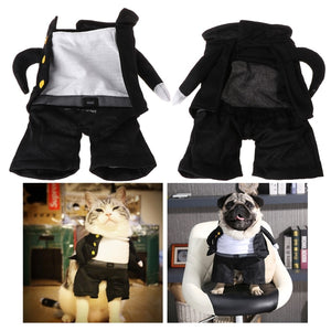 Halloween Funny Cosplay Clothing For Dog Cat
