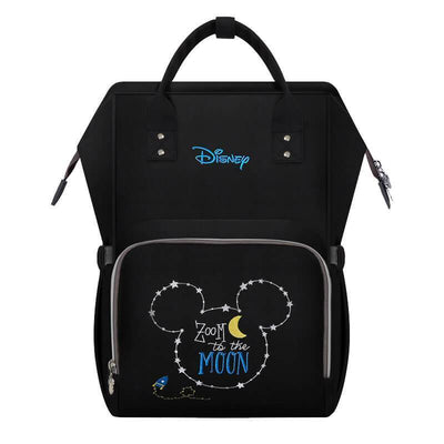 Hippomoo Diaper Bag Mickey Disney Embroidered Diaper Bag