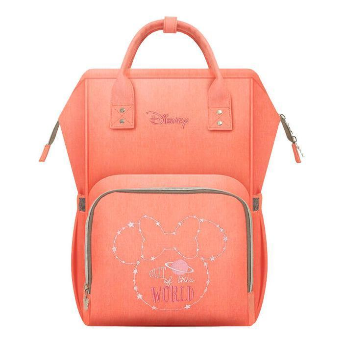 Hippomoo Diaper Bag Minnie Disney Embroidered Diaper Bag