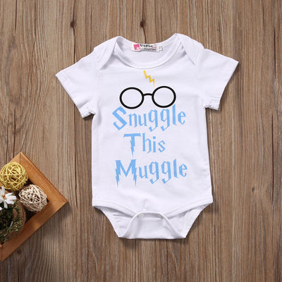 Snuggle this Muggle Baby Onesie