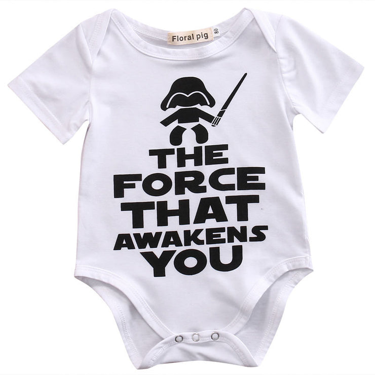 Baby - The Force That Awakens You Onesie