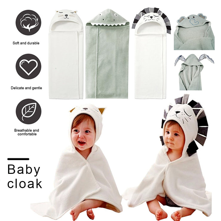Animal Hooded Towel