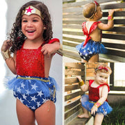 4th of July Patriotic Onesie - Independence Day Romper