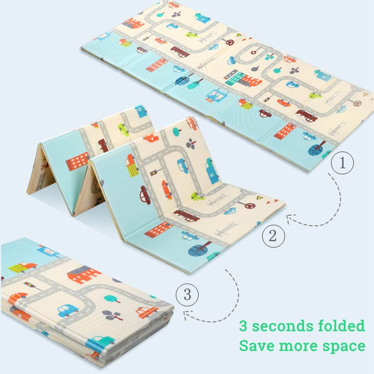 Portable Travel Baby Mat