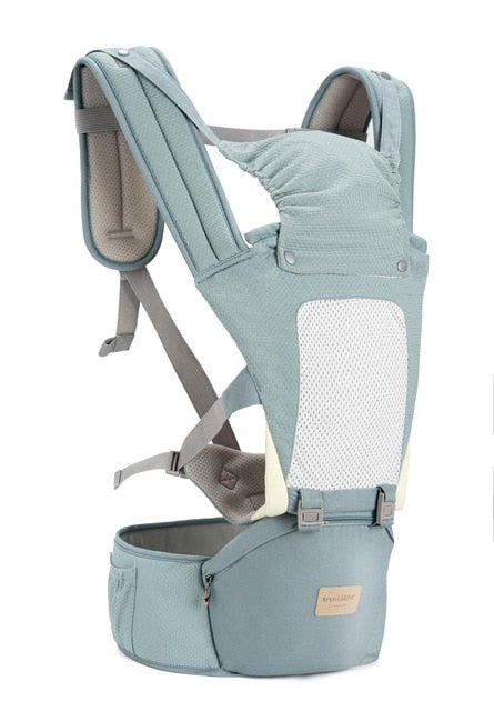 Ergonomic 11-in-1 Baby Carrier