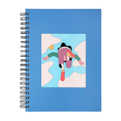 Cuaderno Triple The Jumper
