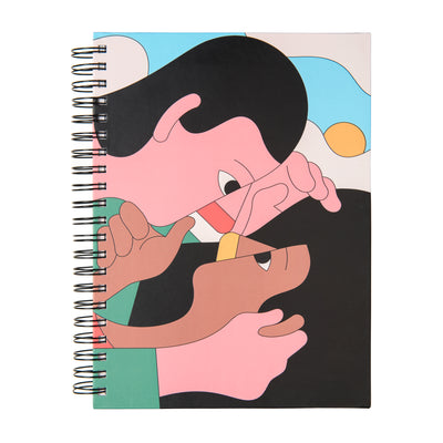 Cuaderno Triple Lovers