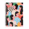 Cuaderno Triple People