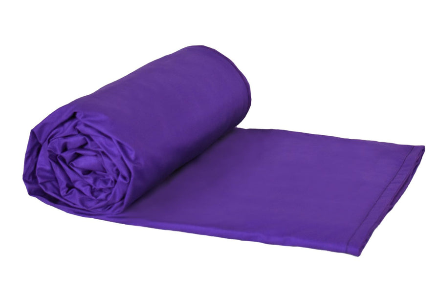 10lb Deluxe-Purple Cotton/Flannel