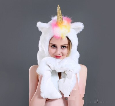 Adult women Unicorn hat Unicorn