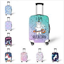 Unicorn Luggage Cover Cute  Suitcase Protective Covers