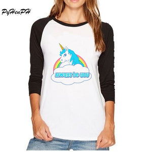 New Women's Unicorn T-shirt