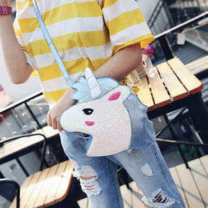 Women Handbags Unicorn