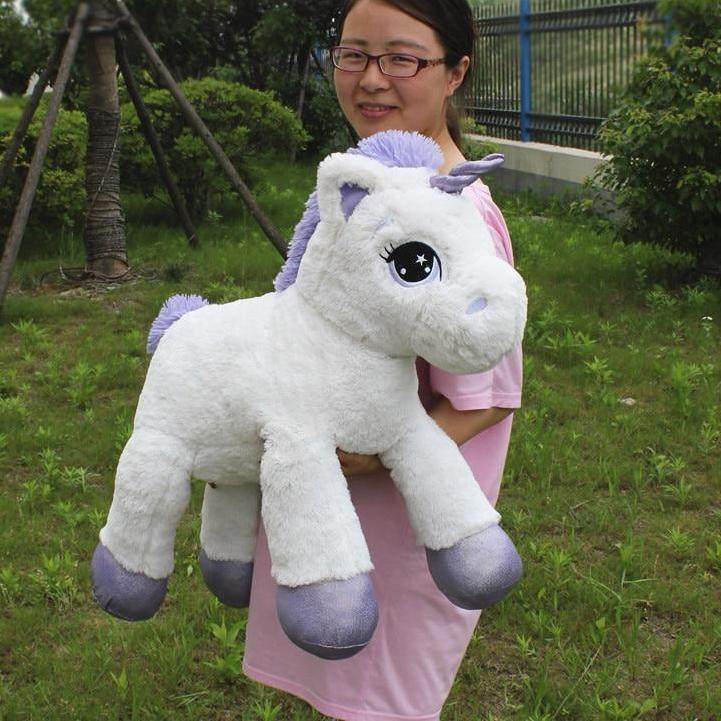 Unicorn Plush Soft Toy