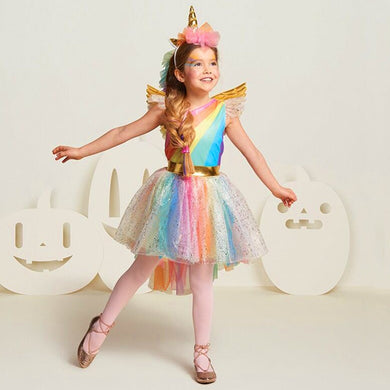 Girls Dress Fashion Princess