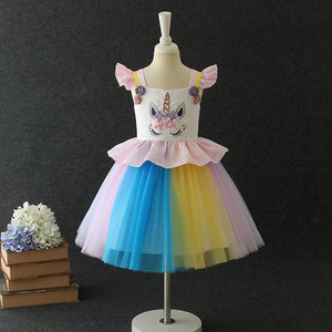 Girls Princess Dresses Kids