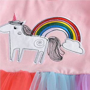 Girls Dresses Baby Girls Unicorn Tutu