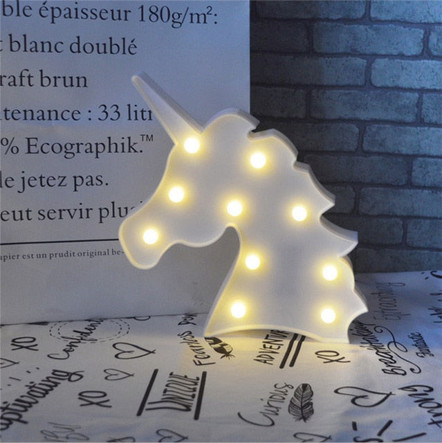 Lamp Animal Children's Gift Bedroom Table Decoration