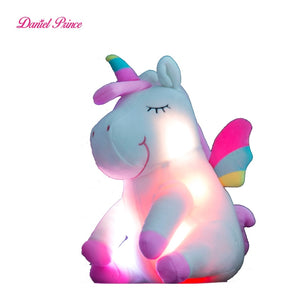30cm LED Unicorn Plush Toys