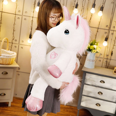 Lovely Giant Unicorn Plush Toy Stuffed Unicorn