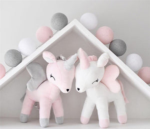 35cm Soft Unicorn Plush Toy
