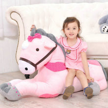 50/70CM Giant Pink/blue Unicorn Plush Toy