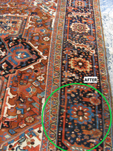 Load image into Gallery viewer, Rug repair and Restoration