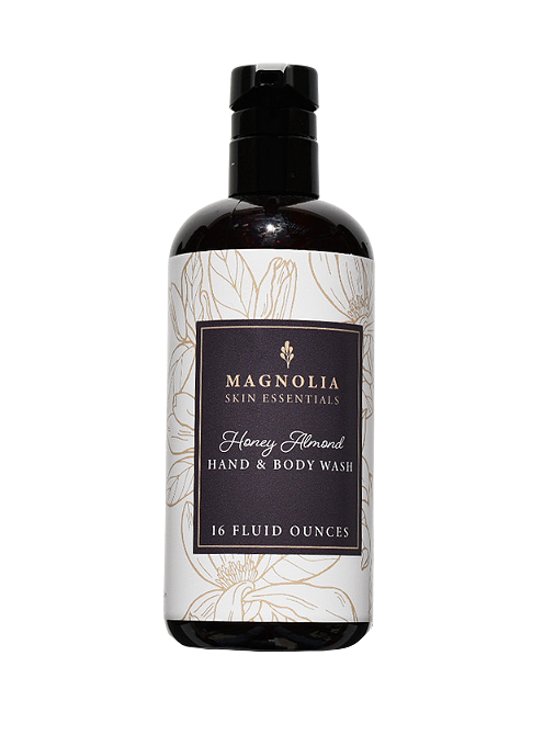 Honey Almond Hand & Body Wash