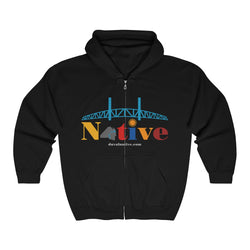 Duval Native Women's Zipper Hoodie