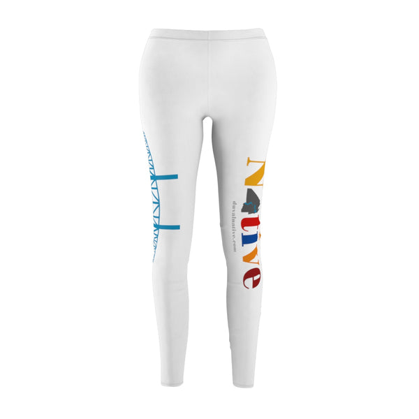 The Riverwalk: Women's Cut & Sew Casual Leggings
