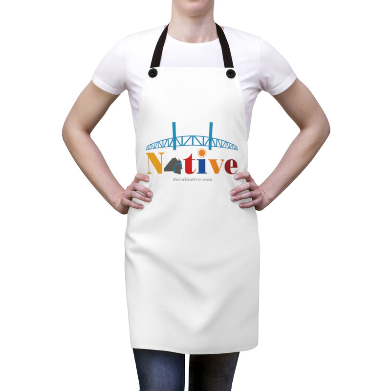 The Food Truck: Poly Twill Apron