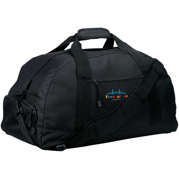 BG980 Port & Co. Basic Large-Sized Duffel Bag