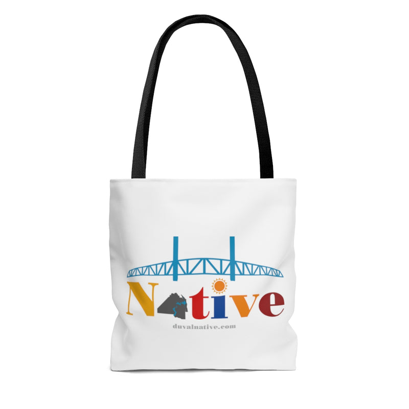 The Town Center: Tote Bag