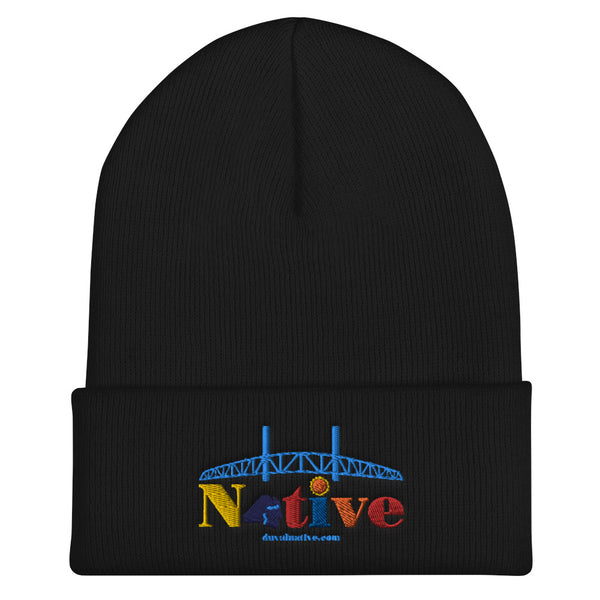 Duval Native Cuffed Beanie