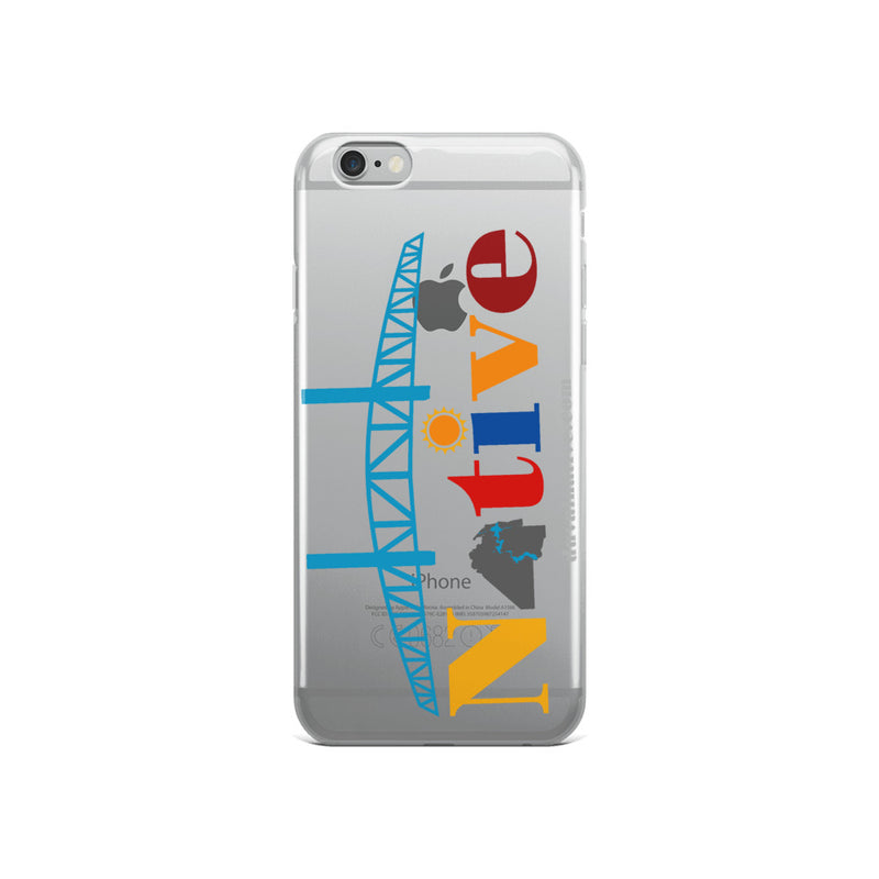 Duval Native iPhone Case