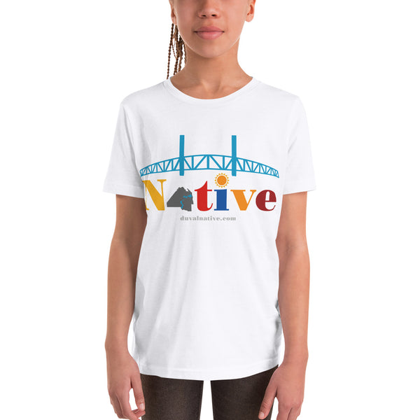 Duval Native Youth Short Sleeve T-Shirt