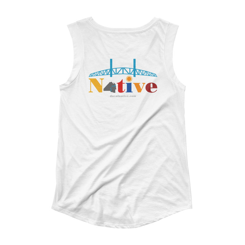 Duval Native Ladies' Cap Sleeve T-Shirt